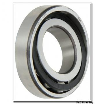 75 mm x 135 mm x 14 mm  FAG 54218 thrust ball bearings