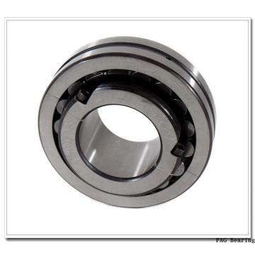 85 mm x 180 mm x 41 mm  FAG QJ317-N2-MPA angular contact ball bearings