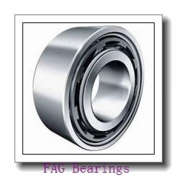 110 mm x 200 mm x 38 mm  FAG 1222-K-M-C3 + H222 self aligning ball bearings