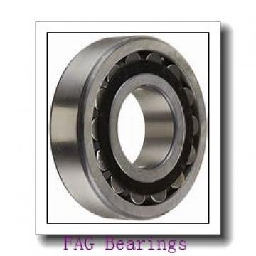 35 mm x 72 mm x 23 mm  FAG 32207-A tapered roller bearings