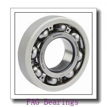 95 mm x 145 mm x 24 mm  FAG HC7019-E-T-P4S angular contact ball bearings