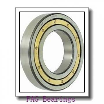 42 mm x 72,8 mm x 38 mm  FAG FW957 tapered roller bearings