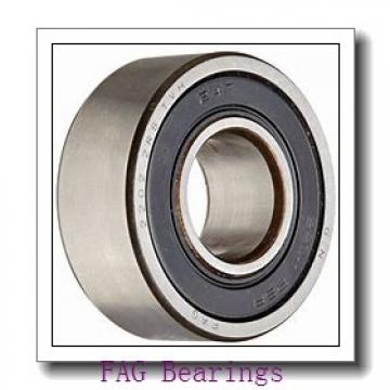 120 mm x 260 mm x 55 mm  FAG 30324-A tapered roller bearings