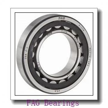 120 mm x 215 mm x 76 mm  FAG 23224-E1A-M spherical roller bearings
