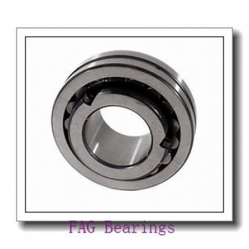 220 mm x 400 mm x 65 mm  FAG QJ244-N2-MPA angular contact ball bearings