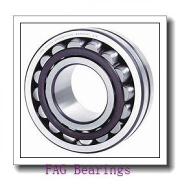 110 mm x 170 mm x 72 mm  FAG 234422-M-SP thrust ball bearings