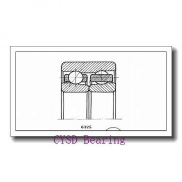 50 mm x 80 mm x 16 mm  CYSD NU1010 cylindrical roller bearings