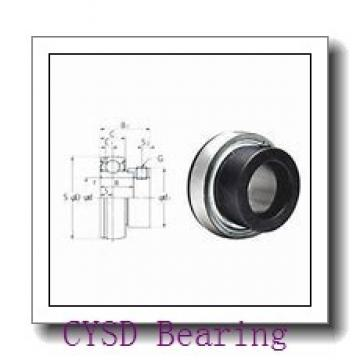 40 mm x 80 mm x 18 mm  CYSD 7208DF angular contact ball bearings