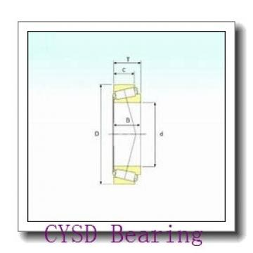 17 mm x 40 mm x 12 mm  CYSD NF203 cylindrical roller bearings