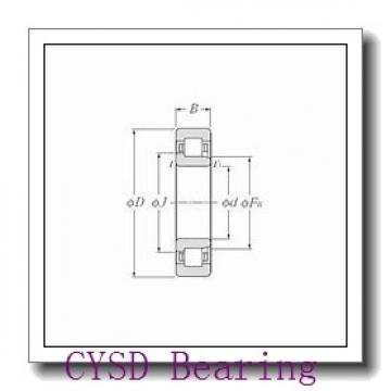 20 mm x 37 mm x 9 mm  CYSD 6904-RZ deep groove ball bearings